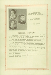 Page 12, 1929 Edition, Elsinore Union High School - El Lago Yearbook (Wildomar, CA) online yearbook collection