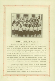 Page 15, 1929 Edition, Elsinore Union High School - El Lago Yearbook (Wildomar, CA) online yearbook collection