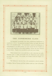 Page 17, 1929 Edition, Elsinore Union High School - El Lago Yearbook (Wildomar, CA) online yearbook collection