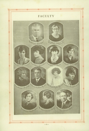 Page 8, 1929 Edition, Elsinore Union High School - El Lago Yearbook (Wildomar, CA) online yearbook collection