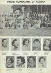 Vilonia High School - Eagle Yearbook (Vilonia, AR) online yearbook collection, 1955 Edition, Page 34