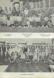 Vilonia High School - Eagle Yearbook (Vilonia, AR) online yearbook collection, 1955 Edition, Page 44