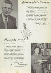 Vilonia High School - Eagle Yearbook (Vilonia, AR) online yearbook collection, 1955 Edition, Page 5
