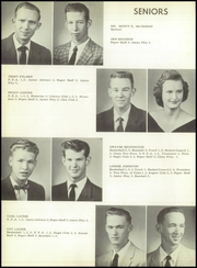 Page 14, 1958 Edition, Vilonia High School - Eagle Yearbook (Vilonia, AR) online yearbook collection