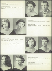 Page 15, 1958 Edition, Vilonia High School - Eagle Yearbook (Vilonia, AR) online yearbook collection