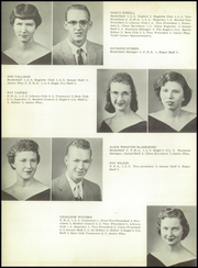 Page 16, 1958 Edition, Vilonia High School - Eagle Yearbook (Vilonia, AR) online yearbook collection