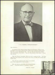 Page 8, 1958 Edition, Vilonia High School - Eagle Yearbook (Vilonia, AR) online yearbook collection