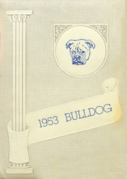 Page 1, 1953 Edition, Bald Knob High School - Bulldog Yearbook (Bald Knob, AR) online yearbook collection
