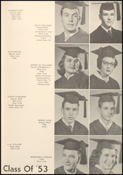 Page 15, 1953 Edition, Bald Knob High School - Bulldog Yearbook (Bald Knob, AR) online yearbook collection