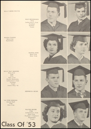 Page 17, 1953 Edition, Bald Knob High School - Bulldog Yearbook (Bald Knob, AR) online yearbook collection