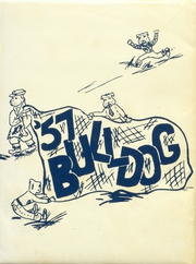 Page 1, 1957 Edition, Bald Knob High School - Bulldog Yearbook (Bald Knob, AR) online yearbook collection
