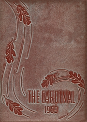 Page 1, 1959 Edition, Fairview High School - Cardinal Yearbook (Camden, AR) online yearbook collection