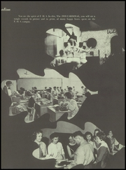 Page 9, 1959 Edition, Fairview High School - Cardinal Yearbook (Camden, AR) online yearbook collection