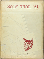 1951 Edition, Prescott High School - Wolf Trail Yearbook (Prescott, AR)