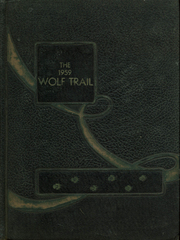 1959 Edition, Prescott High School - Wolf Trail Yearbook (Prescott, AR)