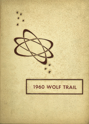 1960 Edition, Prescott High School - Wolf Trail Yearbook (Prescott, AR)
