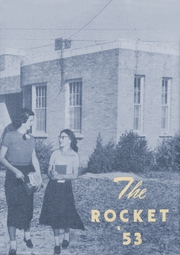 1953 Edition, Star City High School - Rocket Yearbook (Star City, AR)