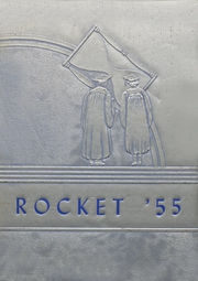 1955 Edition, Star City High School - Rocket Yearbook (Star City, AR)