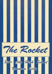 1960 Edition, Star City High School - Rocket Yearbook (Star City, AR)