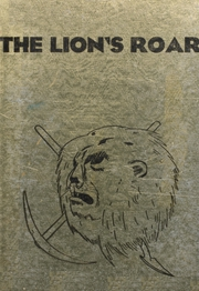 Page 1, 1954 Edition, Gravette High School - Lions Roar Yearbook (Gravette, AR) online yearbook collection