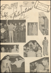 Page 10, 1954 Edition, Gravette High School - Lions Roar Yearbook (Gravette, AR) online yearbook collection