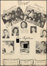 Page 11, 1954 Edition, Gravette High School - Lions Roar Yearbook (Gravette, AR) online yearbook collection