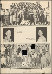 Page 12, 1954 Edition, Gravette High School - Lions Roar Yearbook (Gravette, AR) online yearbook collection