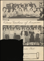 Page 13, 1954 Edition, Gravette High School - Lions Roar Yearbook (Gravette, AR) online yearbook collection