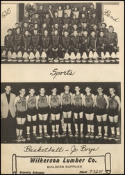 Page 16, 1954 Edition, Gravette High School - Lions Roar Yearbook (Gravette, AR) online yearbook collection