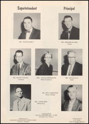 Page 12, 1957 Edition, Gravette High School - Lions Roar Yearbook (Gravette, AR) online yearbook collection