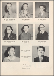 Page 13, 1957 Edition, Gravette High School - Lions Roar Yearbook (Gravette, AR) online yearbook collection