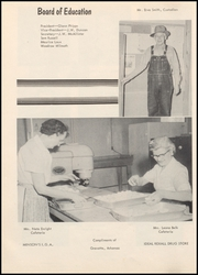 Page 14, 1957 Edition, Gravette High School - Lions Roar Yearbook (Gravette, AR) online yearbook collection
