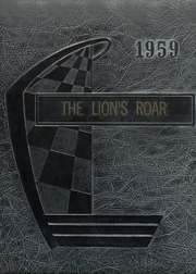 Page 1, 1959 Edition, Gravette High School - Lions Roar Yearbook (Gravette, AR) online yearbook collection