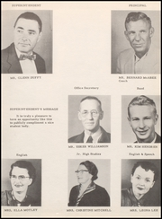 Page 9, 1959 Edition, Gravette High School - Lions Roar Yearbook (Gravette, AR) online yearbook collection