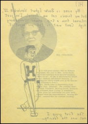Page 10, 1957 Edition, Harrisburg High School - Hornet Yearbook (Harrisburg, AR) online yearbook collection