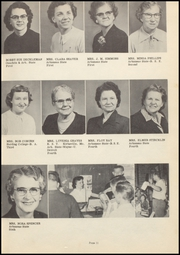 Page 17, 1957 Edition, Harrisburg High School - Hornet Yearbook (Harrisburg, AR) online yearbook collection