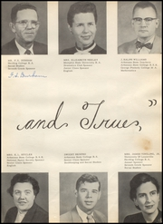Page 13, 1958 Edition, Harrisburg High School - Hornet Yearbook (Harrisburg, AR) online yearbook collection