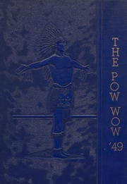 Page 1, 1949 Edition, Marked Tree High School - Pow Wow Yearbook (Marked Tree, AR) online yearbook collection