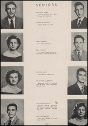 Page 12, 1949 Edition, Marked Tree High School - Pow Wow Yearbook (Marked Tree, AR) online yearbook collection