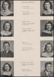 Page 13, 1949 Edition, Marked Tree High School - Pow Wow Yearbook (Marked Tree, AR) online yearbook collection