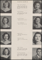 Page 14, 1949 Edition, Marked Tree High School - Pow Wow Yearbook (Marked Tree, AR) online yearbook collection