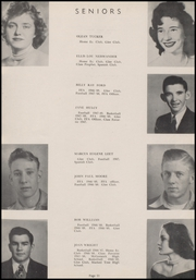 Page 15, 1949 Edition, Marked Tree High School - Pow Wow Yearbook (Marked Tree, AR) online yearbook collection
