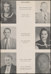 Page 8, 1949 Edition, Marked Tree High School - Pow Wow Yearbook (Marked Tree, AR) online yearbook collection