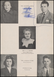 Page 9, 1949 Edition, Marked Tree High School - Pow Wow Yearbook (Marked Tree, AR) online yearbook collection