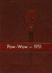 Page 1, 1951 Edition, Marked Tree High School - Pow Wow Yearbook (Marked Tree, AR) online yearbook collection