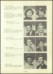 Page 11, 1951 Edition, Marked Tree High School - Pow Wow Yearbook (Marked Tree, AR) online yearbook collection