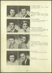Page 12, 1951 Edition, Marked Tree High School - Pow Wow Yearbook (Marked Tree, AR) online yearbook collection