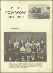 Page 5, 1951 Edition, Marked Tree High School - Pow Wow Yearbook (Marked Tree, AR) online yearbook collection