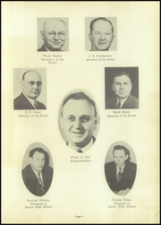Page 7, 1951 Edition, Marked Tree High School - Pow Wow Yearbook (Marked Tree, AR) online yearbook collection