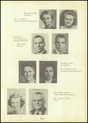 Page 9, 1951 Edition, Marked Tree High School - Pow Wow Yearbook (Marked Tree, AR) online yearbook collection